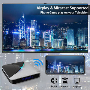 Image 3 - Transpeed Android 10.0 S905X 3 TV BOX 4G 64GROM Set Top Box 8K 3D Youtube Wifi media player TV Receiver  Fast Set Top TV Box