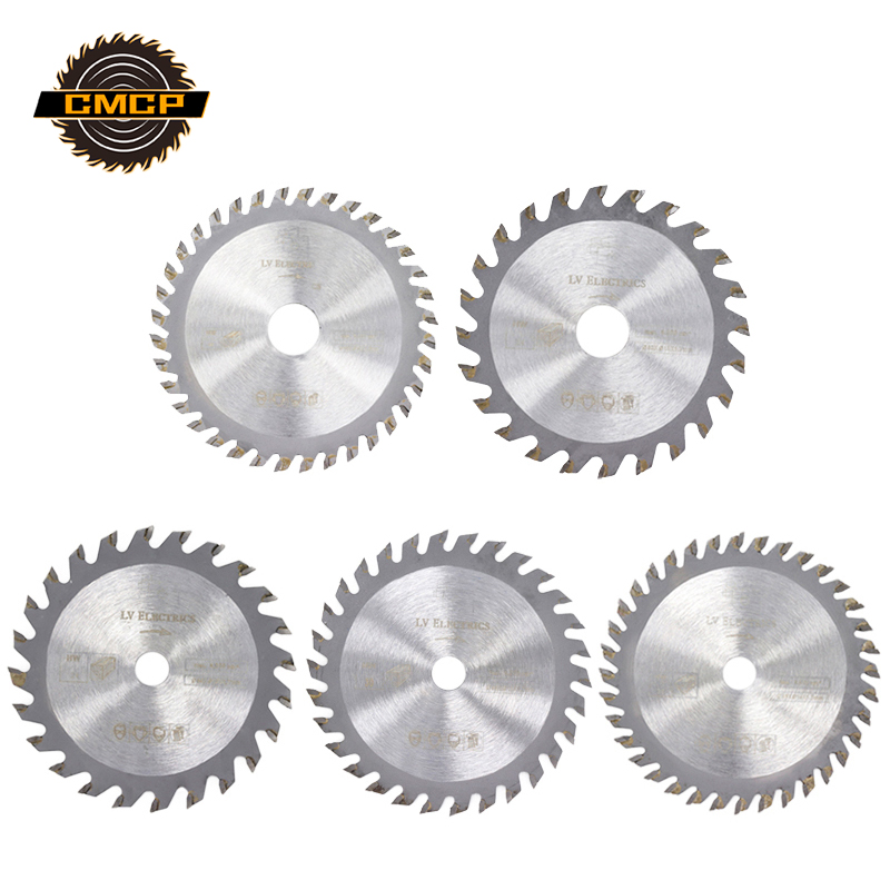 1pc 85mm 24 Teeth TCT Circular Saw Blade Wheel Discs For Wood Cutting 110mm 120mm Carbide Cutting Disc Woodworking Saw Blade