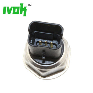 Image 5 - Free Shipping Fuel Rail High Pressure Sensor For Ssangyong Kyron 2.0 Xdi For Jaguar X TYPE 2.0 2.2 TDCI 55PP03 02 9307Z511A