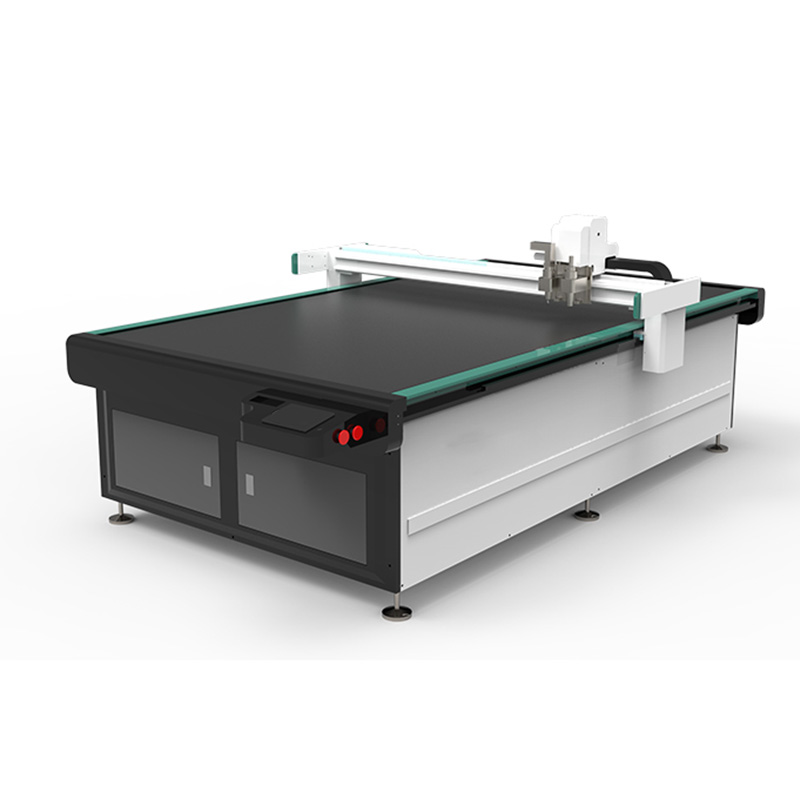 Economical flatbed cutting plotter for sticker cutting gasket digital cutter With Factory Price