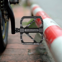 3-Bearings Pedal Bike-Accessories Bicycle Ultralight PROMEND Quick-Release Aluminum-Alloy