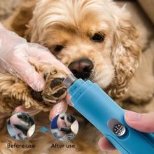 Машинка для маникюра домашних животных перезаряжаемый Электрический