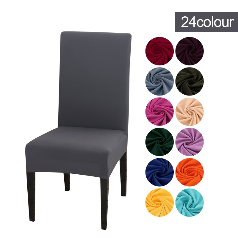 Removable Anti-Dirty Seat Chair Cover For Banquet 1 Chair And Sofa Covers