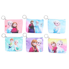 Wallet Girl Doll-Accessories Coin-Purse Frozen Cartoon Storage-Bag Clutch Personalized