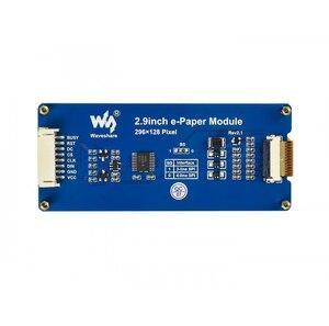 Image 3 - Waveshare Módulo de pantalla e ink de 2,9 pulgadas, papel electrónico de tres colores rojo/Negro/Blanco, Compatible con actualización parcial, Compatible con Raspberry