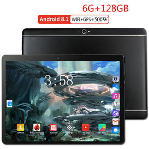 10inch Tablet Android Screen Phone-Call Wifi Octa-Core LTE New 4G 6000mah GPS 6GB 128GB