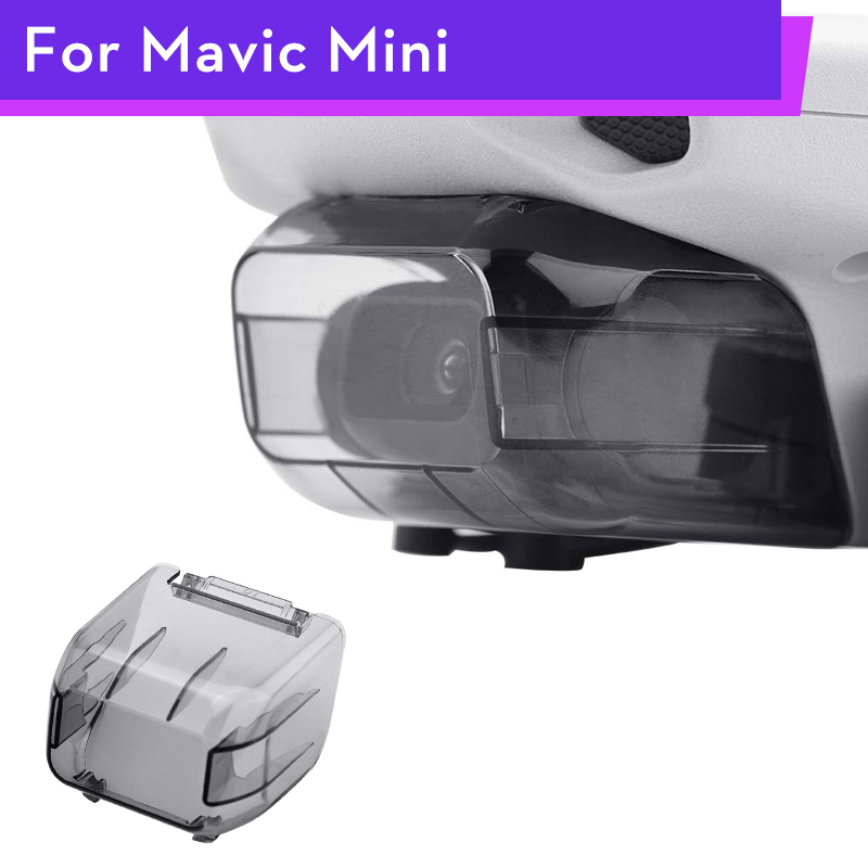 NEW Mavic Mini Lens Hood Anti-glare Gimbal Lens Cover Sunshade Protective Cover For DJI Mavic Mini Accessories