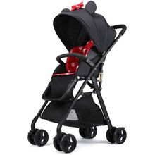 509 Minnie High View Baby Carts Available in Lying Foldable Ultra Light Baby Baby Four Wheels