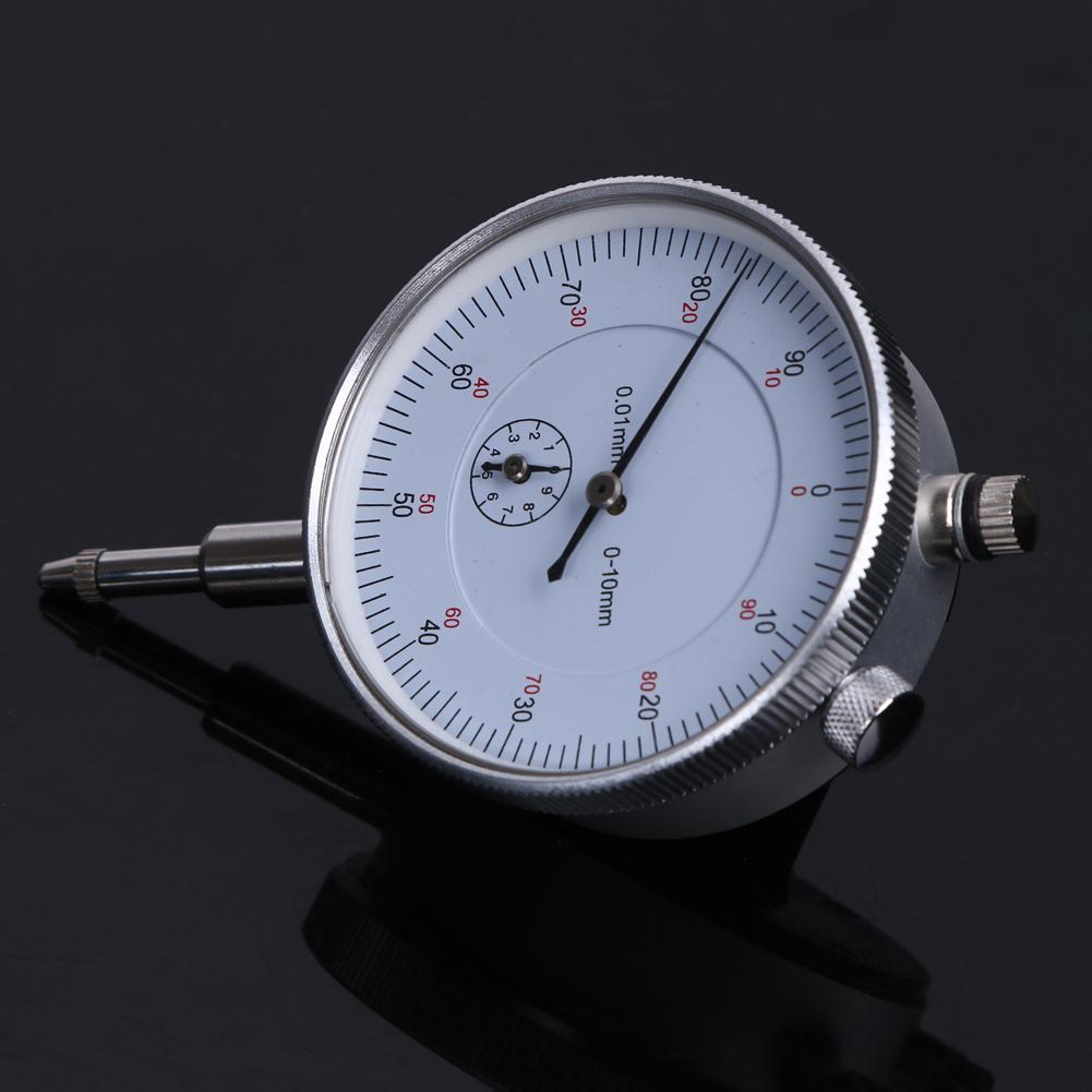 Immediate Shipping Professional Precision Tool 0.01mm Accuracy Measurement Instrument Dial Indicator Gauge Stable Performance