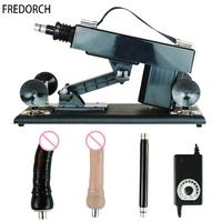 Sex Machine for Women, Female Vibrator Automatic Adjustable Angle, with Extension Tube and 2 Dildos Sex Toys