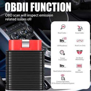 Image 4 - OBD 2 بلوتوث قارئ الكود الآلي THINKCAR Pro 15 إعادة الخدمة أداة تشخيصية النظام الكامل OBD2 الماسح الضوئي الأدوات المهنية