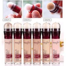 Concealer Stick Covering Eraser Spots Dark-Circles Durable Acne-Marks High-Gloss Paste