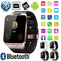 2020 Smart Watch Men Women With SIM TF Card Slot Camera SmartWatch Bluetooth Information Push Music Play For Android IOS Watches
