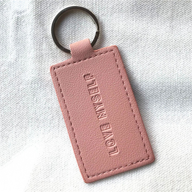 KPOP Keychain Pink Bangtan Boys Lanyard Love Myself Key Chains RAPMONSTER V JUNGKOOK JIMIN JHOPE RM Keyring Accessories 4