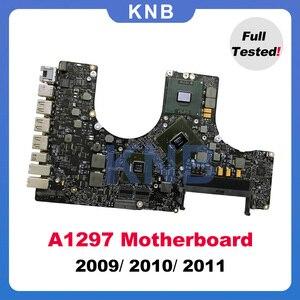 """Image 1 - オリジナルA1297マザーボード820 2610 A 820 2849 A 820 2914 A/b macbook proの17 """"a1297ロジックボード2009 2010 2011年"""