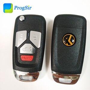 Image 2 - Xhorse VVDI Universal Fernbedienung Key 4 Taste Für Audi Typ 2 XKAU02EN