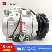 Compresseur de climatisation, accessoire pour Toyota Land cruiser HIACE HILUX, 10S17C, 88320 26600 88320 35730 88320 25110, 88310 0K270
