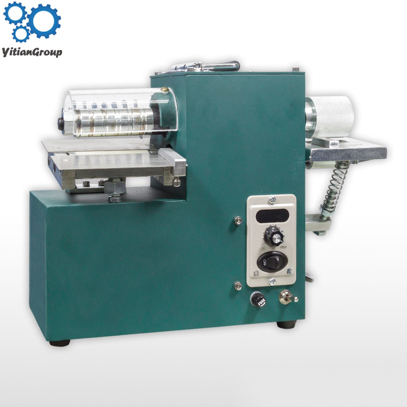 Leather Strip Belt Strap Cutting Machine With Edge Folding Leather Laminating Machine Handmade Leathercraft Cutting