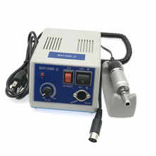Dental Electric Micro Motor Polisher SHIYANG N3 Machine + E Type Connector WJ-90 110V