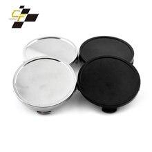4 шт 69 мм 68 чистое основание черное серебряное автомобильное