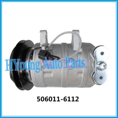 Compresseur DKS16H de haute qualité pour Ford Maverick DA/Nissan patrouille GQ 506011-6112 92600-54N00