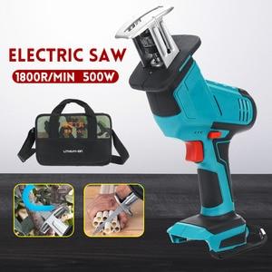 New 500W Cordless Electric Saw