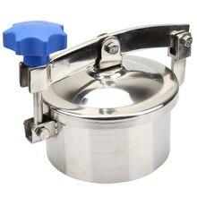 цены 150mm  Non-pressure Round Manhole Cover  SS304 Stainless Steel Sanitary Manway Door