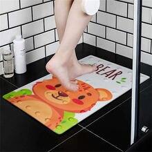 Нескользящий коврик для ванной комнаты нескользящий дома туалета