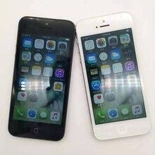 Разблокированный мобильный телефон Apple Iphone 5, 16 ГБ, 32 Гб ПЗУ, 16 ГБ, 32 ГБ, 64 ГБ, IOS 4,0 дюймов, 8 Мп, wifi, gps, отремонтированный