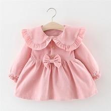 2019 Christmas New Newborn Dress Infant Baby Clothes Dress G