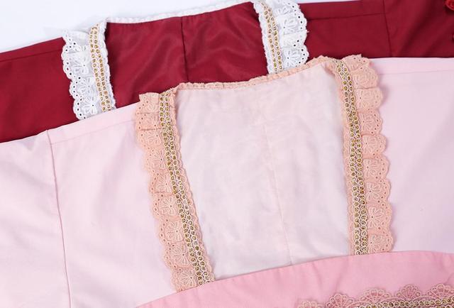 Купить платье в стиле лолиты han element кружевное платье с квадратным картинки цена