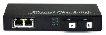 Optical Fiber & Ethernet Converter