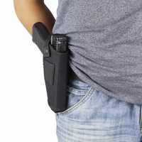 New Holster Concealed Carry Holsters Belt Metal Clip IWB OWB Holster Airsoft Gun Bag Hunting Articles for All Sizes Handguns