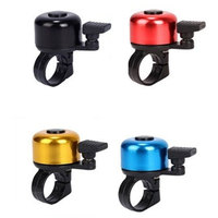 Bicycle Bell Alloy Mountain Road Bike Horn Sound Alarm For Safety Cycling Handlebar Metal Ring Bicycle Call Bike Accessories 1