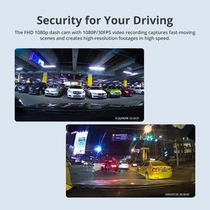 "Image 4 - AZDOME 3 ""M01 פרו רכב DVR IPS מסך 1080P כפול עדשת מצלמת מקף נהיגה מקליט ראיית לילה G חיישן לולאה הקלטת מצלמה רכב"