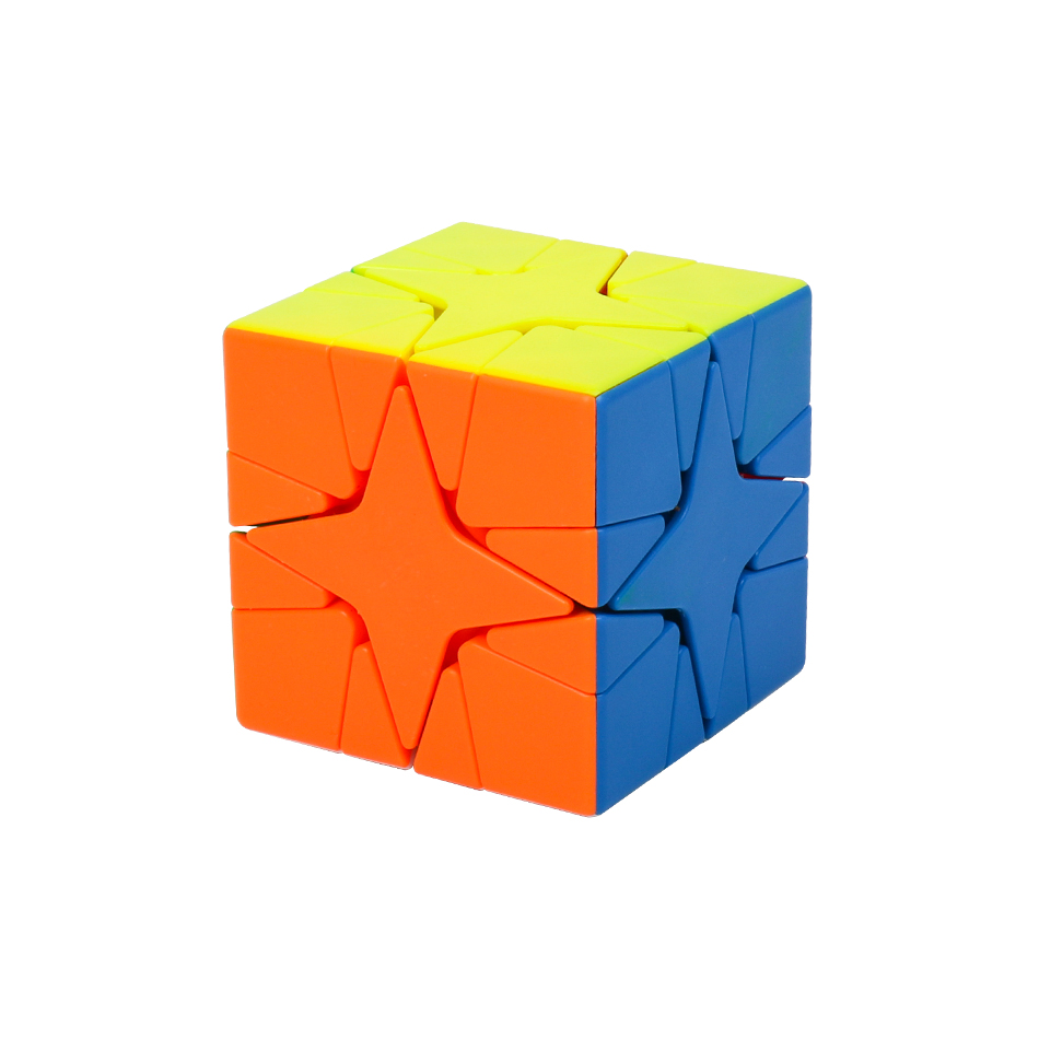 Moyu Meilong Polaris Cube Mofangjiaoshi Collection Magic Cube Puzzle Cubing Classroom Educational Toys