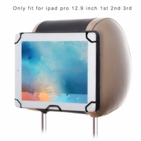 Car Headrest Tablet Mount Back Seat Holder Stand For iPad Pro 12.9 Inch 2015-2018 All Version Dropship