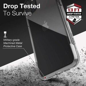 Image 2 - X doria funda de teléfono para iPhone 11 Pro Max, carcasa de aluminio probada en caída de grado militar