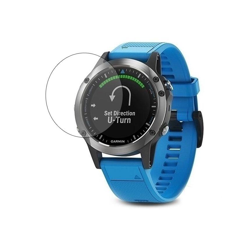 Tempered Glass Protective Film Guard Protection For Garmin Quatix 5/3 Watch Quatix3 Quatix5 Smartwatch Screen Protector Cover