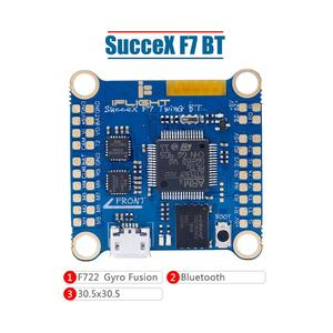 Image 1 - IFlight succx F7 TwinG BlueTooth BT STM32F722RET6 contrôleur de vol (double ICM20689) avec trou de montage 30.5*30.5mm pour drone FPV