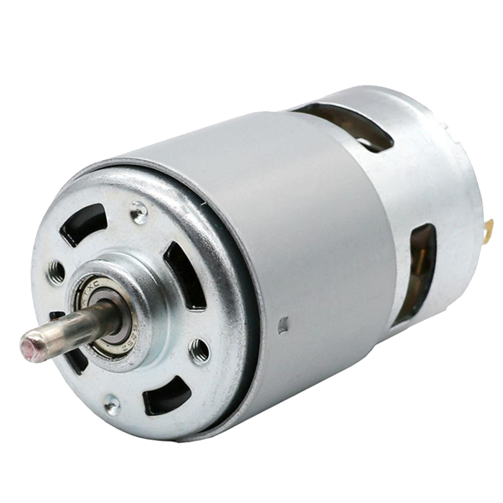 DC 12V 100W 12000RPM 775 Motor High Speed Large Torque Single Ball Bearing for car wash pump,sprayer,toy,fan,vacuum cleaner.