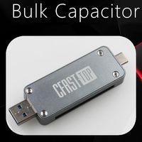card reader CFast Card Reader USB3.1 Dual Port USB-A USB-C Portable GEN2 10Gbps CFast Reader (3)