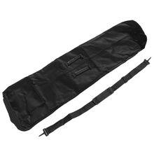 Universal Metal Detector Carry Bag – Black Detecting Backpack Underground Metal Finder Handbag