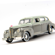 1/43 Russia ZIS-110 Diecast car Former Soviet classic cheap kids toys