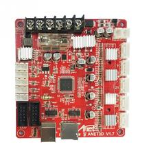 A8 3D Control Board Upgrade Parts Motherboard Printer Mainboard RepRap V1.0 Ramps1.4 Compatible For Anet A8 3D Desktop Printer 3d printer reprap sanguinololu ver1 3a control board for replacing ramps
