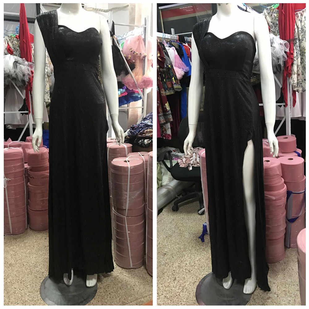 S-5XL 大サイズのイブニングパーティードレスチューブトップ床ドレス女性服セットフルロングドレススパンコールワンショルダーローブ