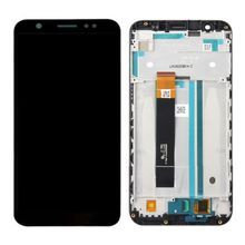 LCD Touch Screen Digitizer Full Assembly with Frame for Asus ZenFone Max M1 ZB555KL X00PD Mobile Phone Screen Replacement Parts