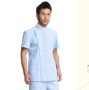 Стоматологический комбинезон, костюм стоматолога, летний мужской костюм