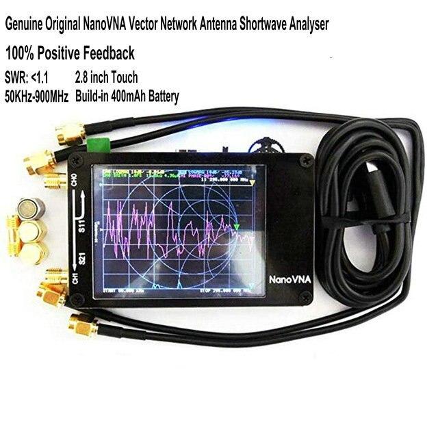 NanoVNA with battery