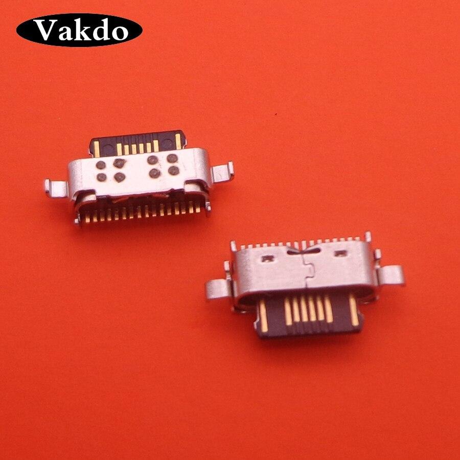 1-5pcs For Meizu Pro 7 Pro7 Type C USB Charging Port Connector Plug Jack Socket Dock Repair Part